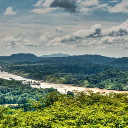 Circuit au Panama : De Pilotis en Pilotis