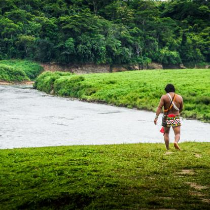 Voyage au Panama : Panama Multicolore
