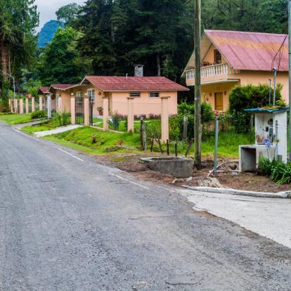 Voyage au Panama : Selva y mar