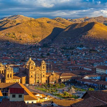 Voyage au Pérou : Regards Andins