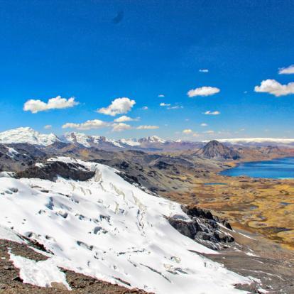 Trekau Pérou : Tour de l'Ausangate