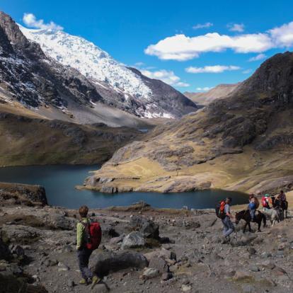Voyage au Pérou : Tour de l'Ausangate