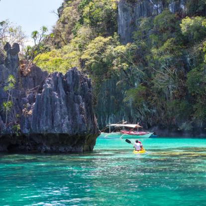Circuit aux Philippines - Palawan, la Dernière Frontière