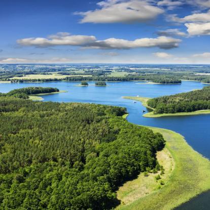 Circuit en Pologne : Découverte du Nord-Est de la Pologne