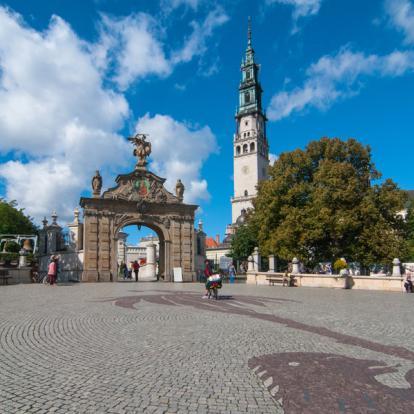 Circuit en Pologne : Les Perles du Sud
