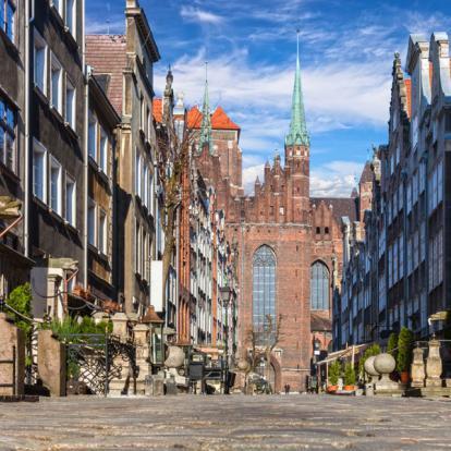 Voyage en Pologne : Triville - Gdansk, Gdynia, Sopot