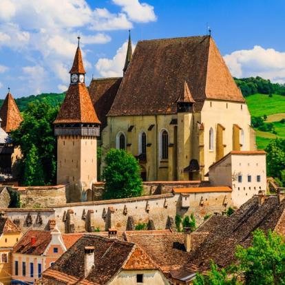 Voyage en Roumanie : Carpates, Châteaux et Citadelles Saxonnes