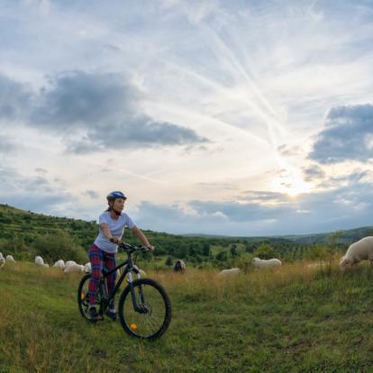 Circuit en Roumanie : Découverte de la Transylvanie à Vélo