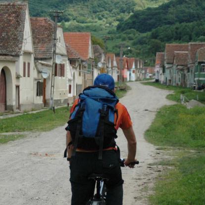 Voyage en Roumanie : Découverte de la Transylvanie à Vélo