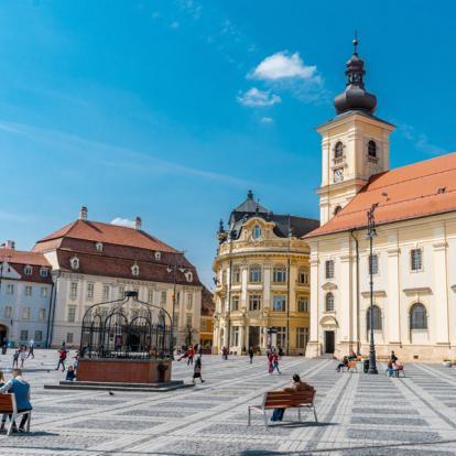 Circuit en Roumanie : Le Grand Tour