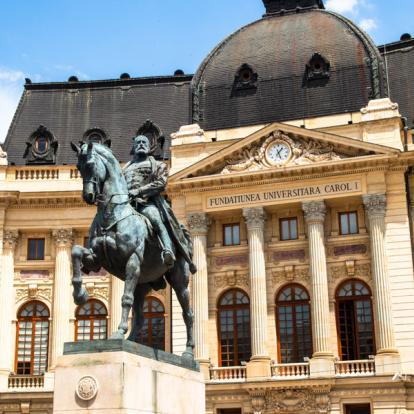 Voyage en Roumanie : Le Grand Tour