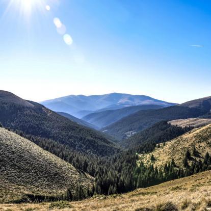 Circuiten Roumanie : Montagnes et Châteaux