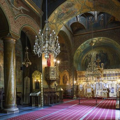 Circuit en Roumanie : Séjour Romantique en Transylvanie