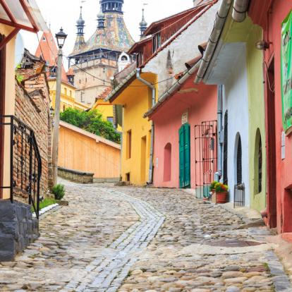 Voyage en Roumanie : Séjour Romantique en Transylvanie