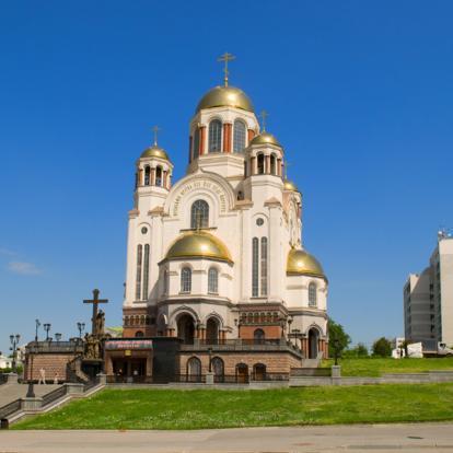 Voyage en Russie : A Bord du Transsibérien