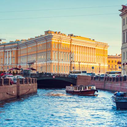Voyage en Russie : De Saint-Pétersbourg en Carélie Hors des Sentiers Battus