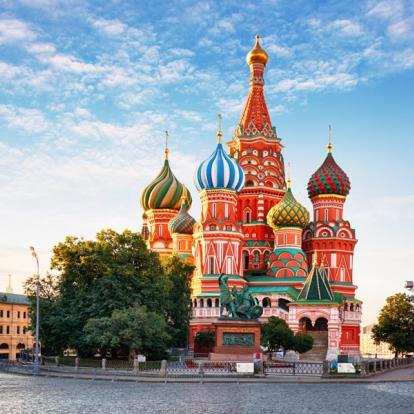 Voyage en Russie : Histoire Russe à travers ses Capitales