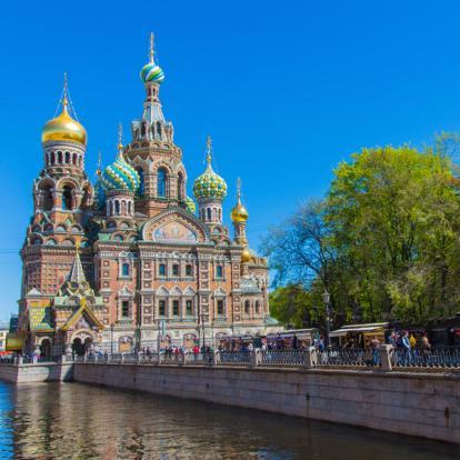 Voyage en Russie : La Russie Historique