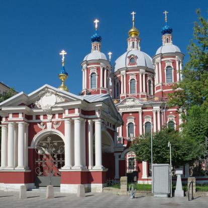 Voyage en Russie : Le lac Baïkal en passant par Moscou