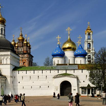 Circuit en Russie : Les Capitales de la Grande Russie en une semaine