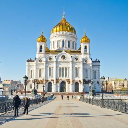 Voyage en Russie : Moscou et l'Anneau d'Or