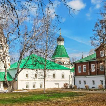 Circuit en Russie : Moscou et l'Anneau d'Or