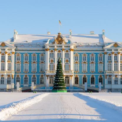 Circuit en Russie : Réveillons à Moscou et Saint-Pétersbourg