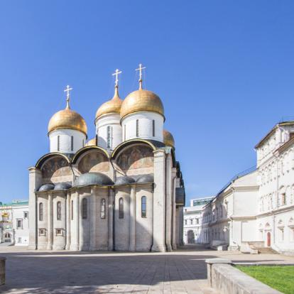 Voyage en Russie : Séjour Liberté à Moscou