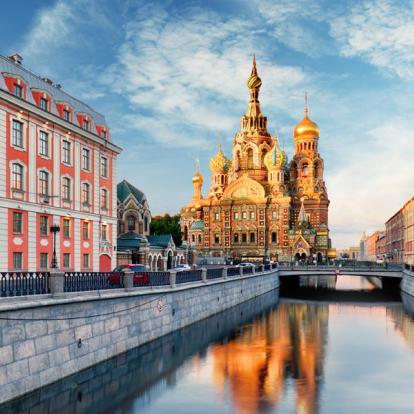 Voyage en Russie : Séjour Liberté à Saint Pétersbourg