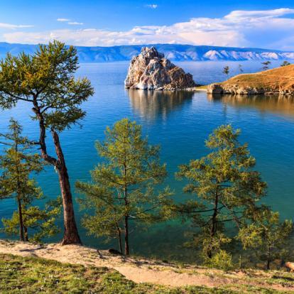 Voyage en Russie : De Moscou à Pékin, A Bord du Transsibérien et du Transmongolien