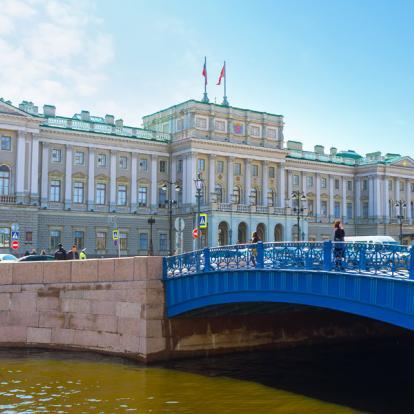 Voyage en Russie : Une semaine à St Pétersbourg
