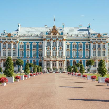 Circuit en Russie : Une semaine à St Pétersbourg