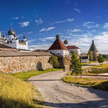 Voyage en Russie : Iles Solovki