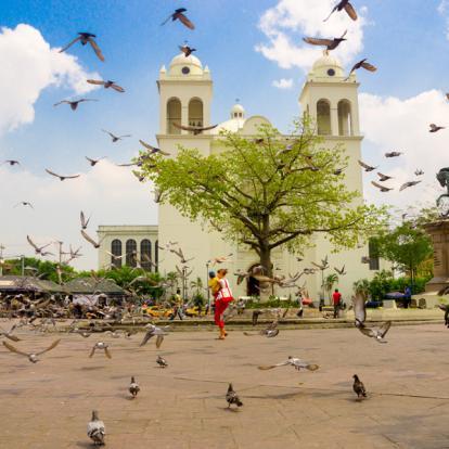 Voyage au Salvador : Du Passé au Présent