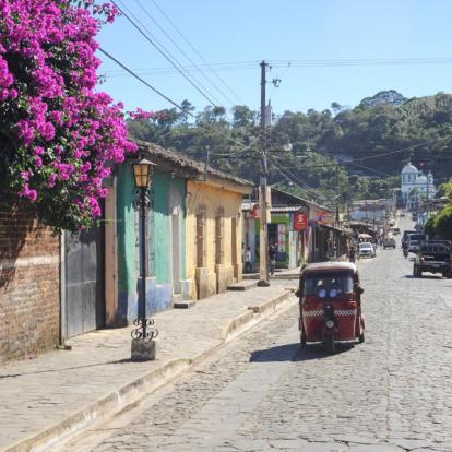 Circuit au Salvador : Du Passé au Présent