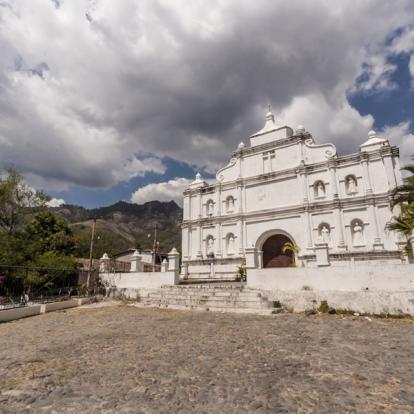 Circuit au Salvador : Sites Mayas et Villages Coloniaux