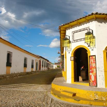 Circuit au Salvador : Splendeurs Salvadoriennes