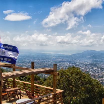 Voyage au Salvador : Volcans Et Sommets Salvadoriens