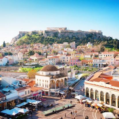 Voyage en Grèce: >Deux Visages de La Grèce