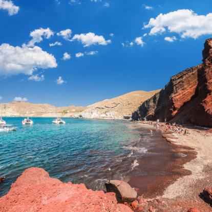 Périple dans les Cyclades