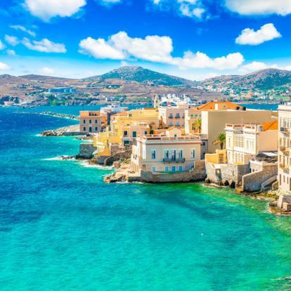 Voyage en Grèce: Polychromie Grecque