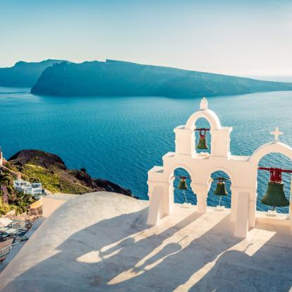 Voyage à Santorin : Le Mythe De L'Atlantide
