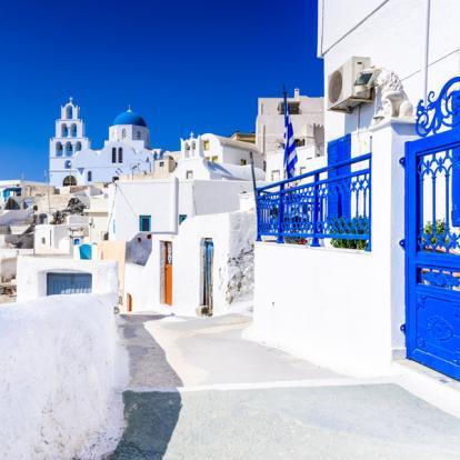 Séjour à Santorin : Le Mythe De L'Atlantide