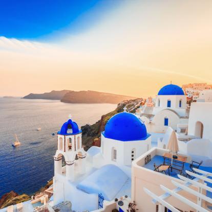 Voyage Cyclades : Sur Les Traces De Dionysos