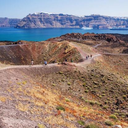 Voyage à Santorin : Sur les Traces de la Pompéi de Santorin