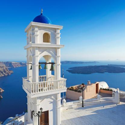 Séjour Cyclades : Terres Rocheuses En Mer Egée