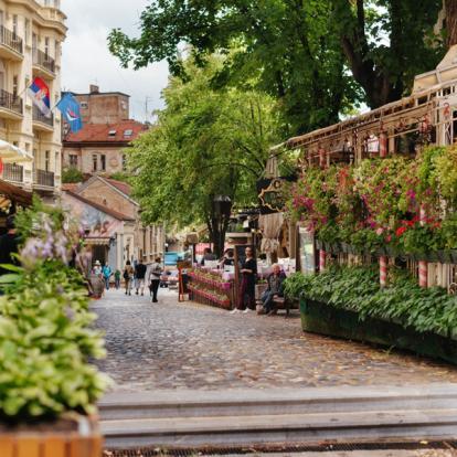 Circuit en Serbie : Escapade Serbe