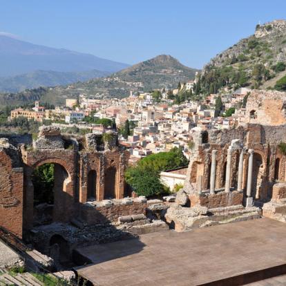 Circuit en Italie : Le Grand Tour de Sicile et les Iles Eoliennes