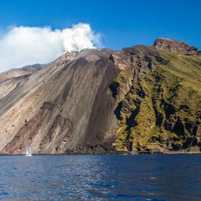 Circuit en Italie : Les Iles Eoliennes, Au Pays Des Volcans