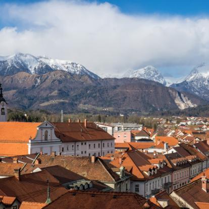 Circuit en Slovénie : Étonnante Slovénie